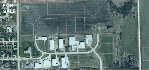 Green Valley Business Park County GIS Image